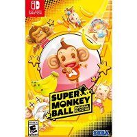 超级猴子球:香蕉闪电战HD Switch 实体版
