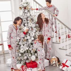Starting at $12.99Black Friday Sale Live: Family Pajamas Matching Pajamas Sale