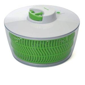 Progressive Prep Solutions salad spinner 4 Quart Green