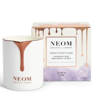 独家7.5折+送香氛 €30.7收封面同款Neom 英国有机香氛品牌 收睡眠喷雾、香薰蜡烛 提升居家幸福感