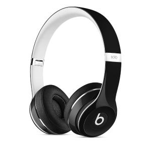 现价£99.99(原价£169.95)Beats Solo2 黑色头戴式耳机特卖