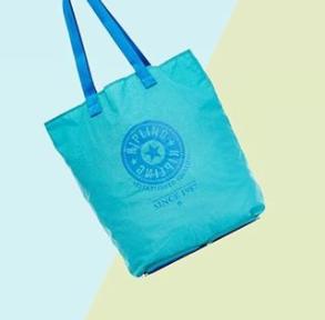 $19.99(原价$39)Kipling Logo 手提包热卖 12种颜色任你选