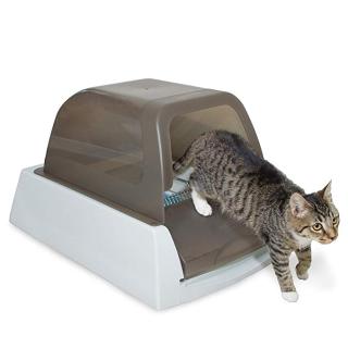 $99.98(原价$169.95)史低价:PetSafe 智能猫砂盆 告别