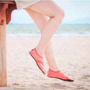 3折起 低至€1.28可收Amazon 沙滩袜合集 防滑速干透气 夏日海滩不再烫脚、不伤脚