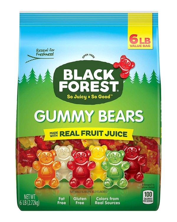 Black Forest 小熊软糖 6磅超值装