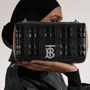 5折起+额外7.5折Burberry SS20服饰、鞋包上新 $296收经典格纹围巾