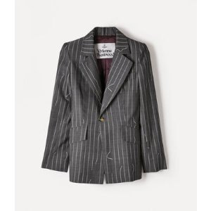 Vivienne Westwood100%初剪羊毛休闲西装外套