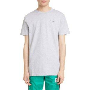 Off-WhiteLogo Slim Fit T-Shirt