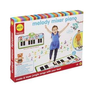 $18.69(原价$34.99)ALEX TOYS 儿童电子琴跳舞毯 给爱唱爱跳的宝宝们