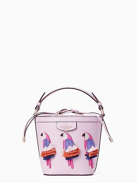 小鹦鹉水桶包