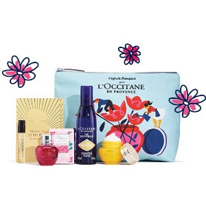 Free Summer Skin Ritualwith Any $25 Purchase @ L'Occitane