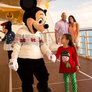 $648起迪士尼邮轮 3晚圣诞主题巴哈马行程 迈阿密往返