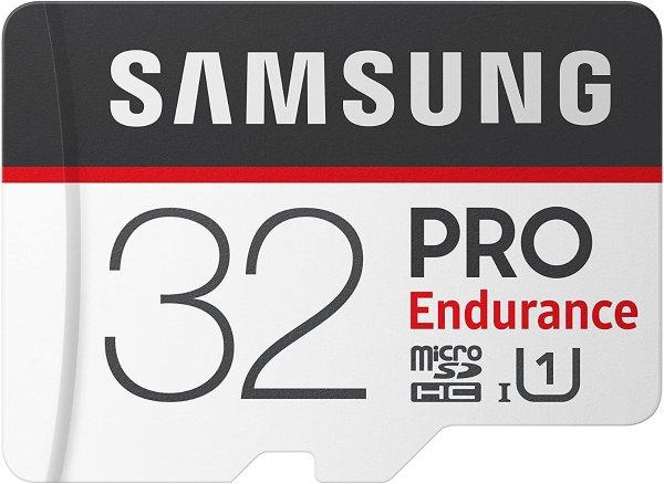 PRO Endurance MicroSDHC 高耐久存储卡