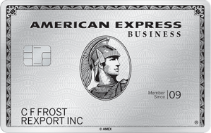Earn up to 75,000 Membership Rewards® points. Terms Apply.The Business Platinum® Card from American Express