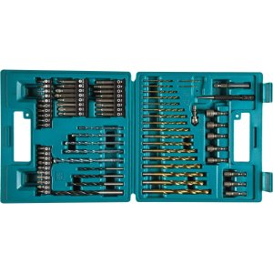 $22Makita B-49373 75 Pc. Metric Drill & Screw Bit Set
