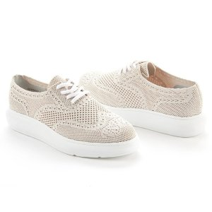 Eve by Eve'sNatasha Lace-Up Sneakers - Eve by Eve's