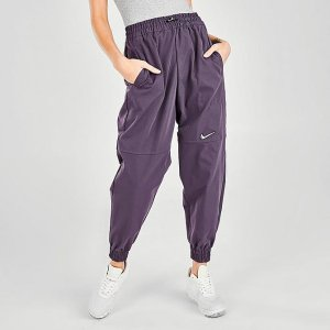 NikeWomen's Nike Sportswear Swoosh Woven Jogger Pants