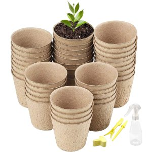 """TCBWFY 60 Pack 3""""Seed Starter Peat"""