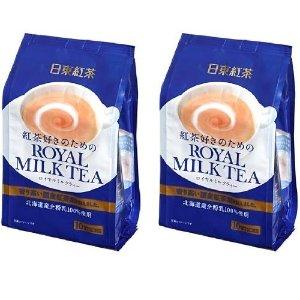 Nitto Kocha红茶牌皇家奶茶 10条装 2包