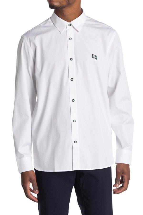 William Button 衬衣
