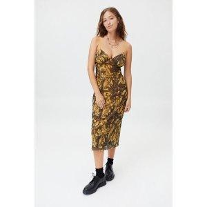 Urban Outfitters吊带连衣裙