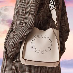 无门槛7折 大眼睛背包$228 星星厚底鞋$400+独家:Anya Hindmarch & Stella McCartney 上新热卖,收经典链条托特包