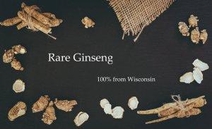 Shop | rare ginseng