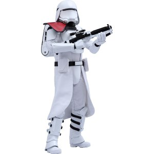 Star WarsCoupon Code: 30SNOWFirst Order Snowtrooper Officer Sixth Scale Figure