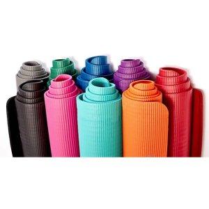 $12.79(原价$15.99)闪购:Gaiam Essentials 家用健身瑜伽垫 多色可选
