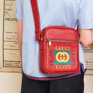 定价优势+低至8折 Gucci小白鞋$58410周年独家:LN-CC 精选大牌专场 YSL手包$257