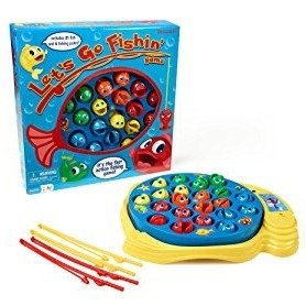 $6.40PRESSMAN TOYS Let's Go Fishin' @ Amazon