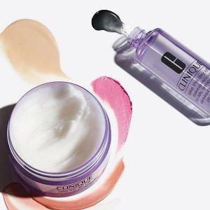满额送正装卸妆Clinique 美妆护肤热卖 收水磁场,紫胖子卸妆膏