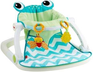 $24.99 (原价$39.99)Fisher-Price 费雪可折叠婴儿支撑座椅