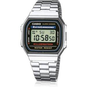CasioA168 复古小方块手表