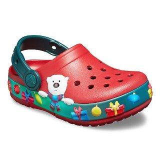 Baya经典款$9.99码全6色选Crocs官网 全站童鞋网络星期一6折封顶,闪灯鞋$19.99