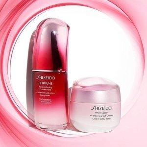 10% Off + 33-Piece GiftSaks Fifth Avenue Shiseido Beauty Sale