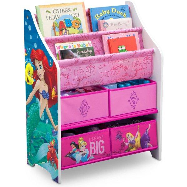 玩具书籍收纳架