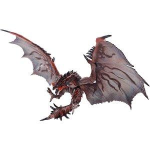 $95.7TAMASHII NATIONS S.H.MonsterArts 怪物猎人 - 雄火龙