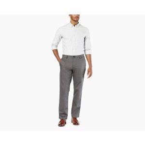 DockersSignature Khaki Pants, Straight Fit