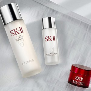 Free SKII Trio with $35 PurchaseSephora Beauty Sale