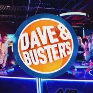 现价$25(原价$70)Dave & Buster's全日游戏畅玩 2人套票热卖