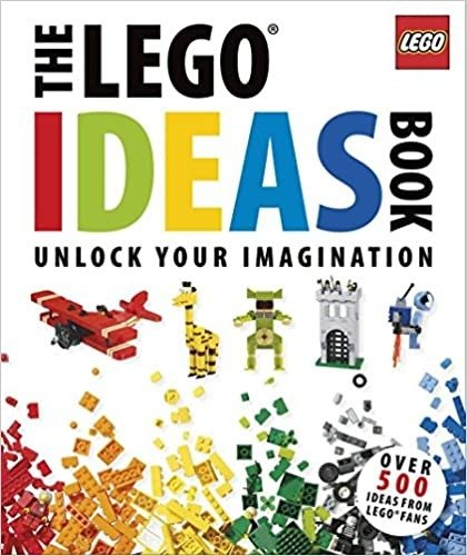 DK LEGO创意拼搭书