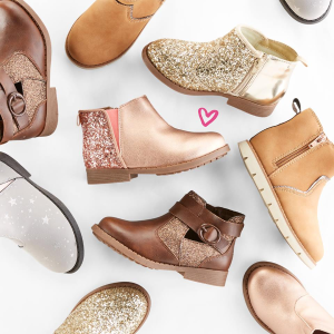 Last Day: FS+Up to 60% Off + Extra 25% OffShoes & Boots Doorbuster @ OshKosh BGosh