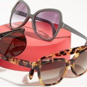 All  $119.97Prada Sunglasses @ Hautelook