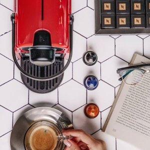 现价$149.99(原价$249.99)Nespresso Inissia 胶囊咖啡机 奶泡机套装 清晨咖啡好伴侣