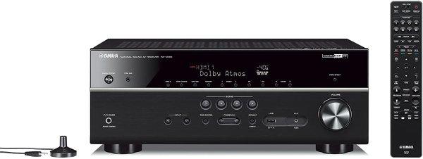 Yamaha RX-V685 7.2声道 4K 功放 支持MusicCast, 杜比视界