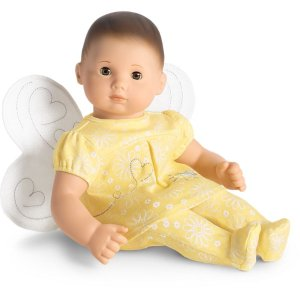 American GirlEnds 2/28Sweet As Can Bee PJs for Bitty Baby Dolls