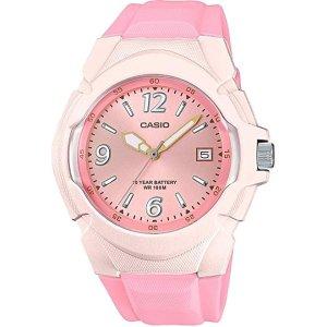$27.16Casio卡西欧 女款石英不锈钢运动腕表