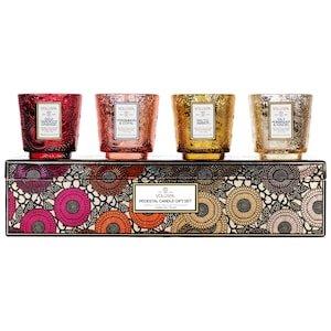 Pedestal Warm Tones Gift Set - VOLUSPA | Sephora