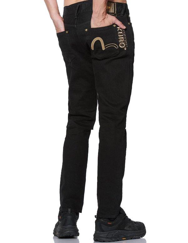 海鸥标牛仔裤